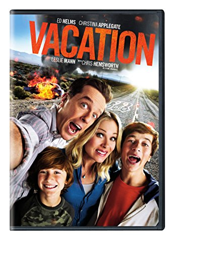 Amazon Vacation 2015 Chris Bender Toby Emmerich Marc S Fischer Melissa Brennan Jeff Kleeman Dave Neustadter Ed Helms Christina Applegate