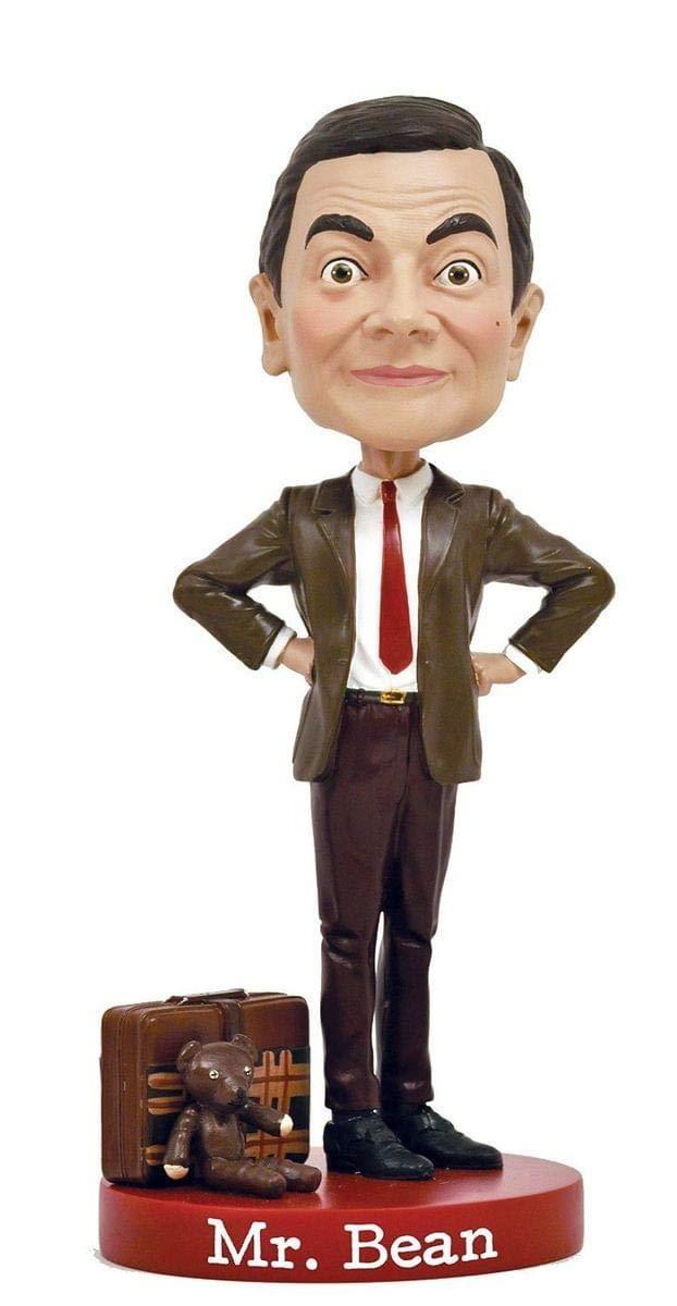 Mr. Bean Limited Edition Bobblehead Royal Bobbles SG_B00Q77WMH4_US