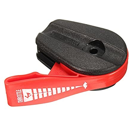 Forspero Lawn Mower Lawnmowers Throttle Control Lever Handle Switch 271763508493 170986232172 - Red