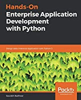 Hands-On Enterprise Application Development with Python Front Cover