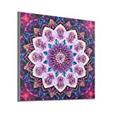 Special Shaped Diamond Painting,Toponly DIY 5D Partial Drill Datura Flowers Cross-Stitch Mosaic Beads Art Work Home Décor