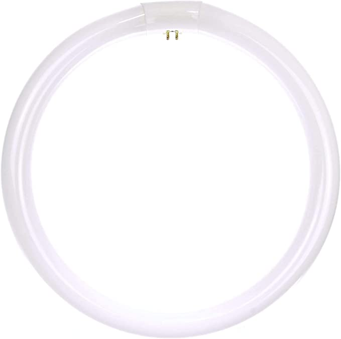 Sunlite 41315-SU FC12T9/CW Circline Fluorescent Lamps, 12-Inch Size, 32 Watts, 2100 Lumens, 4-Pin Base (G10q), 10, 000 Life Hours, 41K-Cool White - - Amazon.com