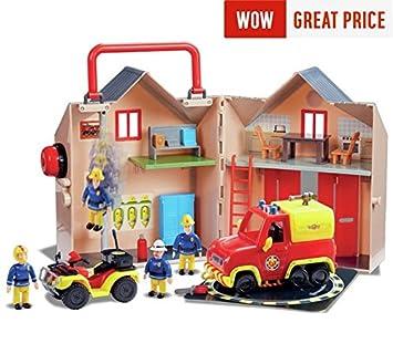 Fireman Sam Set de rescate de bomberos de chimenea para el año 2017/18 y