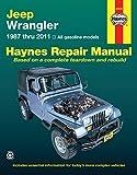 Jeep Wrangler: 1987 thru 2011 - All gasoline models