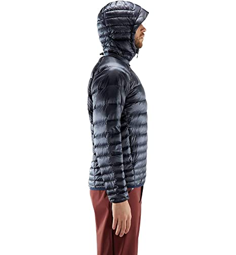 Haglofs Essens Hooded Down Giacca AW19: Amazon.it