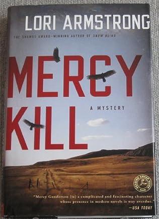 book cover of Mercy Kill