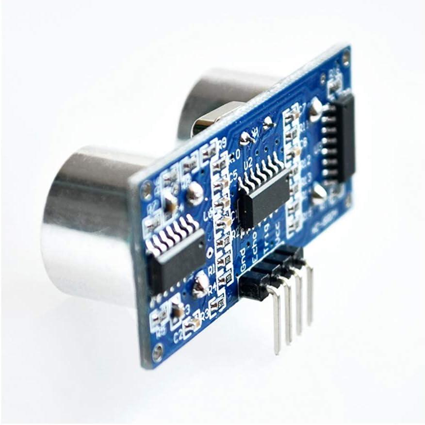 100pcs X 100/% New price HC-SR04 ultrasonic sensor distance measuring module