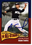 zephyrs new orleans - Adam Conley 2015 New Orleans Zephyrs PCL All Star Game Signed Card