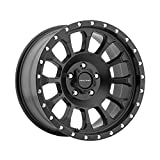 Pro Comp Alloys Series 34 Rockwell Wheel with Satin Black Finish (18x9''/5x5'')