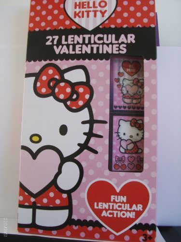 (32 Hello Kitty Valentines by Paper)