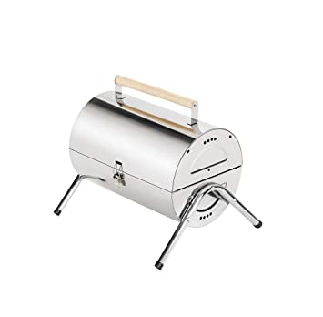 Enders 1392 Dallas - Barbacoa de carbón vegetal (tamaño parrilla 2 x 34 x 22 cm): Amazon.es: Jardín