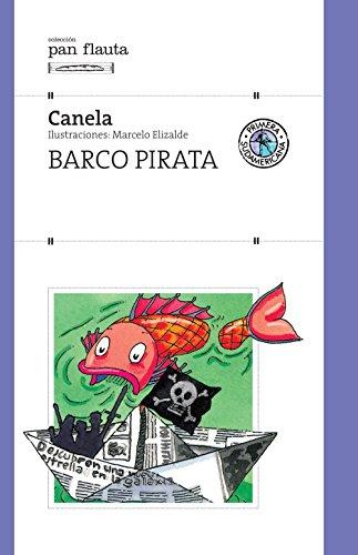 El barco pirata de Canela