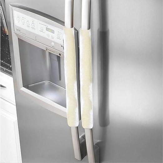 Hamkaw - Cubierta para manija de puerta de frigorífico, hecha a ...