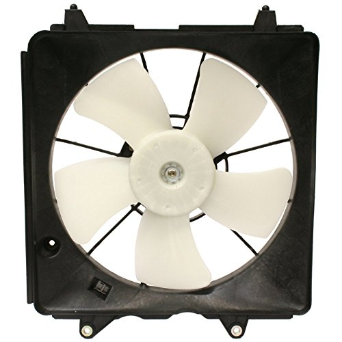 Radiator Fan Assembly for Honda Civic 06-10 Automatic Transmission 1.8L Eng. Coupe/Sedan