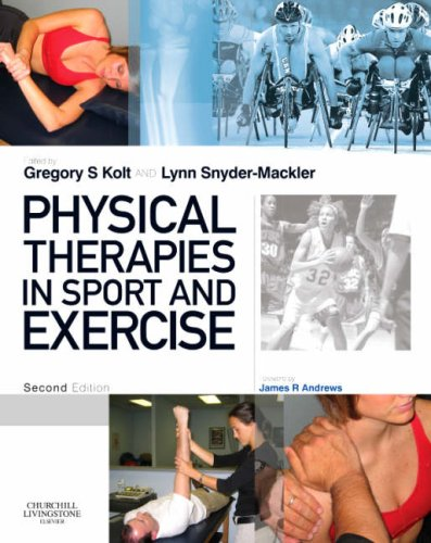 Physical Therapies in Sport and Exercise, 2e