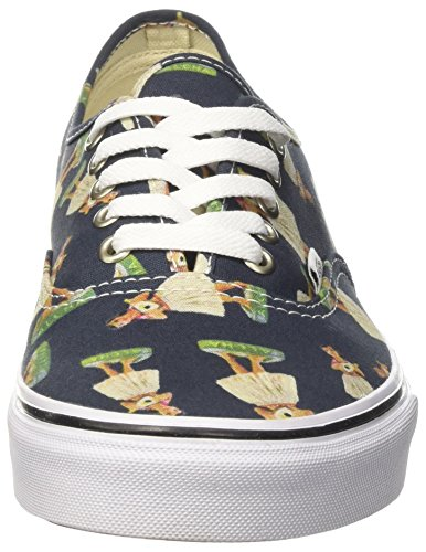 Night Vans true White Authentic Hula Digi persian 6IxwqIAS