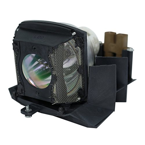 - AuraBeam Professional Front Projector Replacement Lamp with Housing, for PLUS U5-332 (Powered by Ushio)