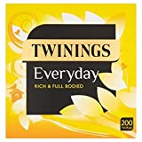 Twinings Everyday 200 per pack - Pack of 6
