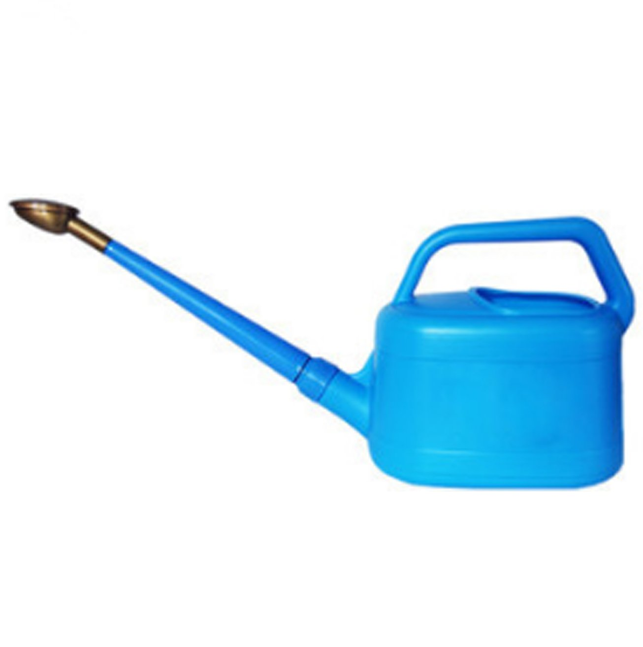 Layboo Premium High-Grade Plastic Watering Can Long Spout 3.3 L(360 Degree Rotation Shower Head)
