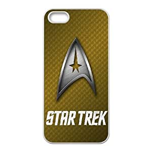 Star Trek For iPhone 5, 5S Csae protection Case DHQ611733