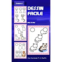 Dessin Facile - Chatons 1 (French Edition)