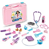Learning Resources Pretend & Play Assorted Pink Doctor Playset, Pink, Standard Packaging
