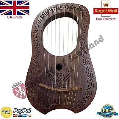 lyra-harp-10-metal-strings-hand-engraved-2