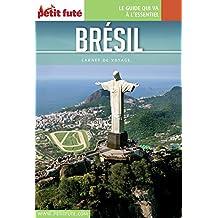 BRÉSIL 2016 Carnet Petit Futé (Carnet de voyage)