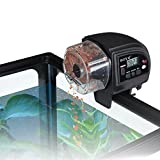 NNC Flying Colourz BOYU ZW-82 LED Fish Food Feeder Automatic Aquarium Timer For Fish Tank