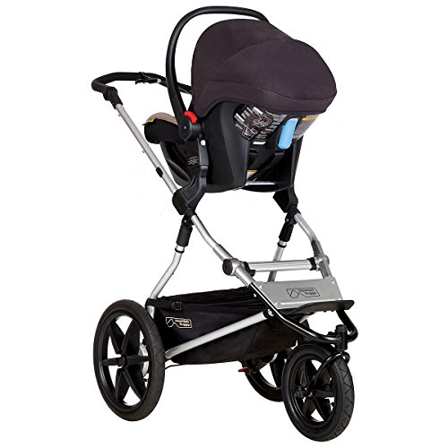 Mountain Buggy Terrain Premium Jogging Stroller, Graphite by Mountain Buggy (Image #5)