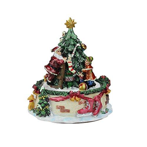 Claus Box Santa Music (Northlight 6