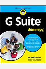 G Suite For Dummies Kindle Edition