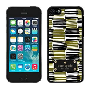 Recommend Custom Design iPhone 5C Case Kate Spade New York Personalized Customized Phone Case For iPhone 5C Case 152 Black