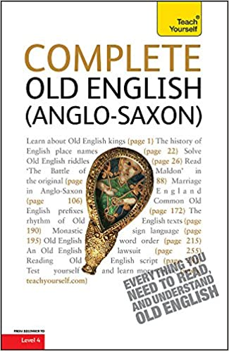 Complete Old English: Teach Yourself: Amazon co uk: Mark
