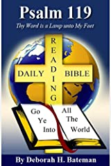 Psalm 119: Thy Word is a Lamp unto My Feet (Daily Bible Reading Series Book 6) Kindle Edition