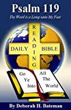 img - for Psalm 119: Thy Word is a Lamp unto My Feet (Daily Bible Reading Series Book 6) book / textbook / text book