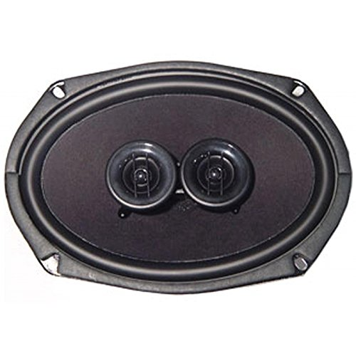Eckler's Premier Quality Products 40288696 Full Size Chevy Speaker 140Watt Dual Voice Coil