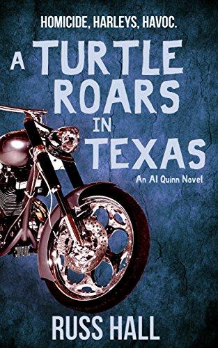 A Turtle Roars in Texas (An Al Quinn Novel Book 2) cover