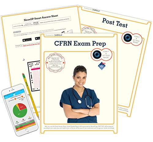 (Certified Flight Registered Nurse Exam, CFRN Test Prep, Study Guide)