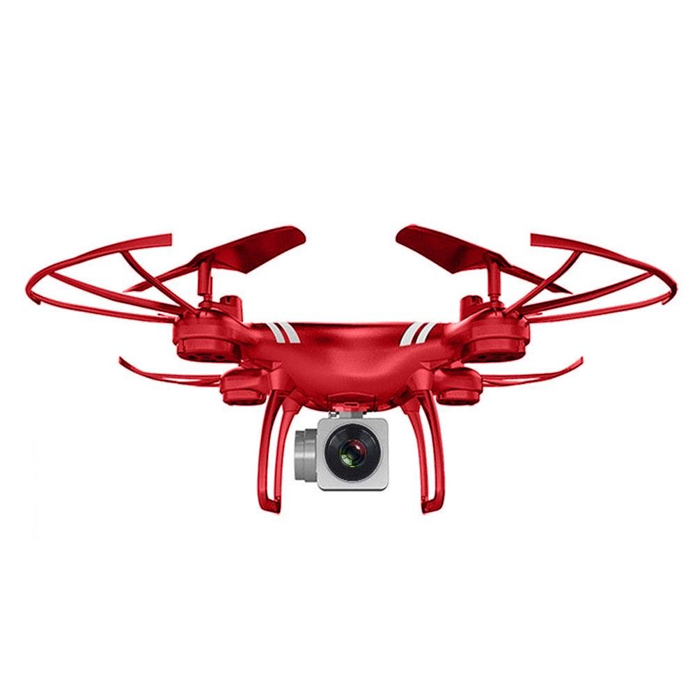 Prosperveil RC 6 Ejes giroscopio 2.4GHz 4CH KY101 helicóptero Quadcopter w / cámara (Rojo)