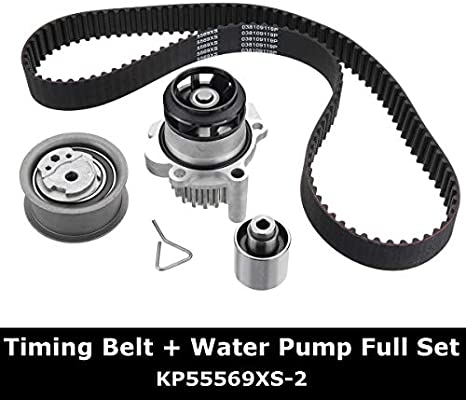 Amazon.com: Cocas Timing Belt Kit Water Pump Set for Audi A2 - A3 8P for VW Golf Passat SEAT 1.4 1.9 TDI for Skoda: Sports & Outdoors