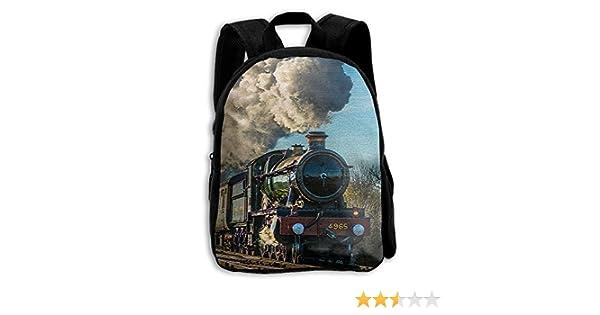 Amazon.com | SARA NELL Kids School Backpack Train Boys Girls Bag | Kids Backpacks