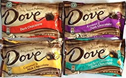 Dove Silky Smooth Promises Variety Pack (4 Pack)