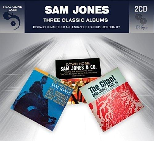 Four Classic Albums / Sam Jones