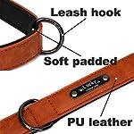 51d6%2BHbXcfL. SS150  - Custom Engraved Malinios Leather Collar
