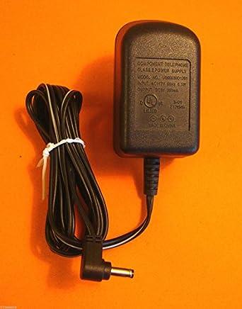 Amazon com: COMPONENT TELEPHONE U090030D1201 AC ADAPTER 9VDC 300mA