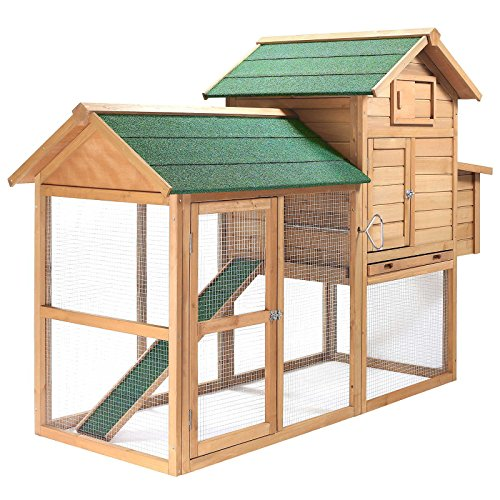 SmithBuilt-7-ft-Wooden-Two-Story-Chicken-Coop