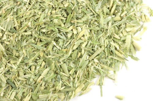 Bulk Herbs-Oatstraw Green C/S Cert Org1 LB-Tribal herbs