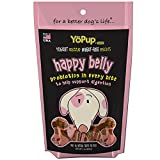 Yoghund Yopup Happy Belly Wheat Free Biscuits With Yogurt Probiotic Icing For Pets, 7-Ounce Review