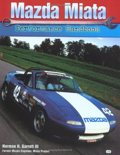 Price comparison product image Mazda Miata Performance Handbook (Motorbooks Workshop)